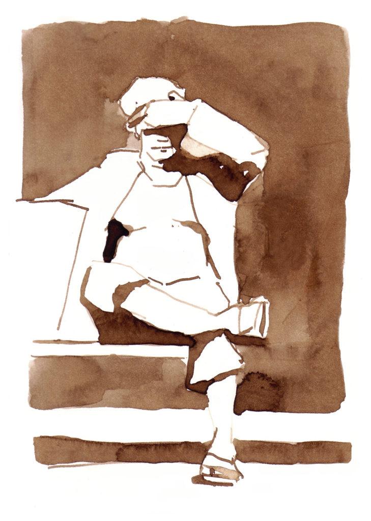 géraldine garçon dessin
